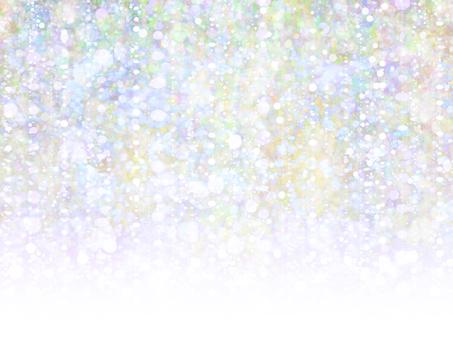 Mixing dot 21 (rainbow)
