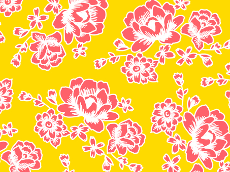 Taiwan Flower Cloth Wallpaper 3