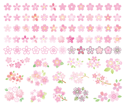 Sakura icon collection 02