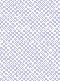 Japanese pattern Kanoko A <Fuji>