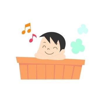 Bathing 02