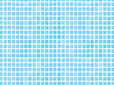 Tile light blue