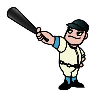 Self-confident batter
