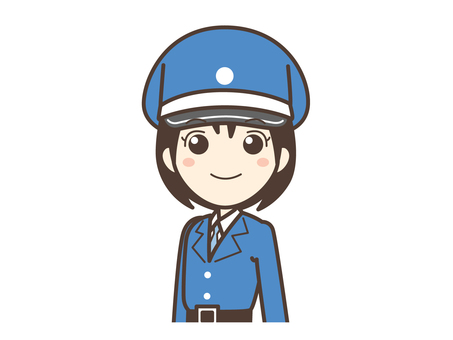 A010_警備員の女