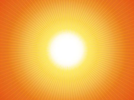 Orange radiation
