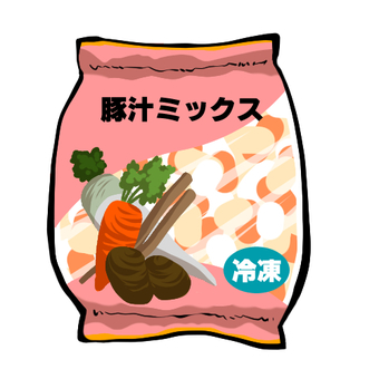 Pork juice mix