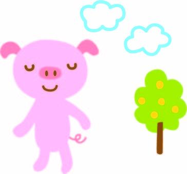 Pig walk 2