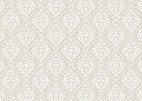 Pattern 113 Damask pattern (4)