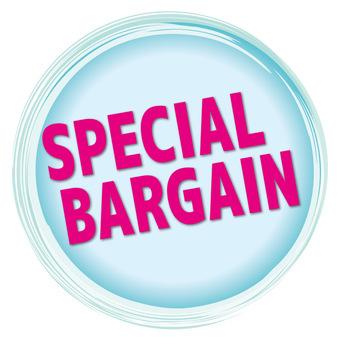 A bargain