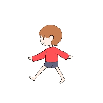 걷는 사람