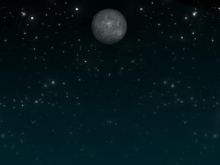 Universe wallpaper puzzles Mercury ②