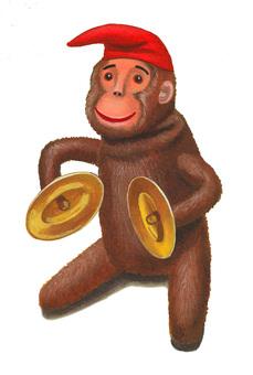 Monkey toys