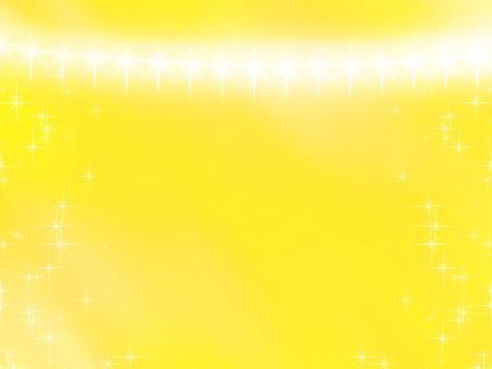 Background glitter yellow
