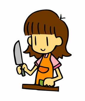 Cook (cut)
