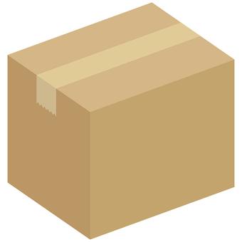 Cardboard - 01 (closed)