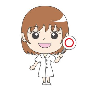 Nurse A: Front: Round: Correct