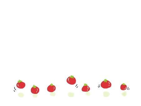 Mini tomato jump