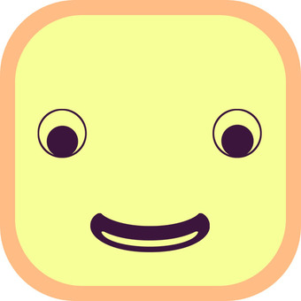 App Face Yellow
