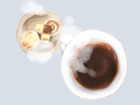 coffee break(SIMPLE)
