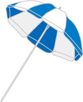 Beach umbrella available