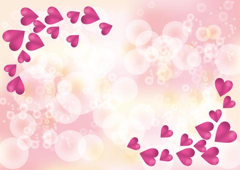 Heart pattern 23