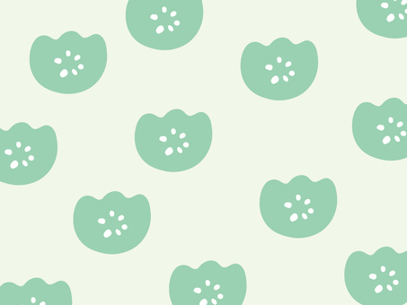 Nordic floral simple wallpaper pattern 57