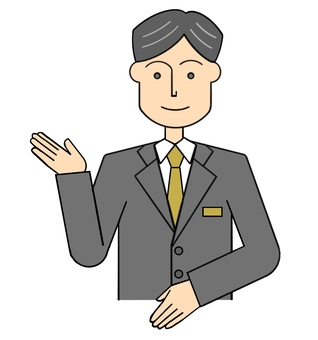 Concierge male 04