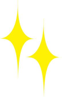 Glitter (Yellow)