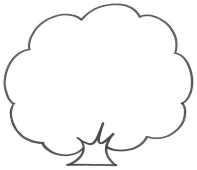 대목 memo a big tree