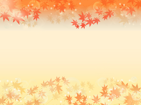 Autumn leaves background 10