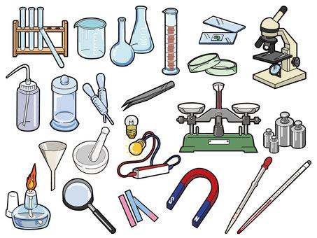Experimental tool set