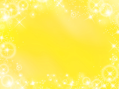 Background glitter yellow