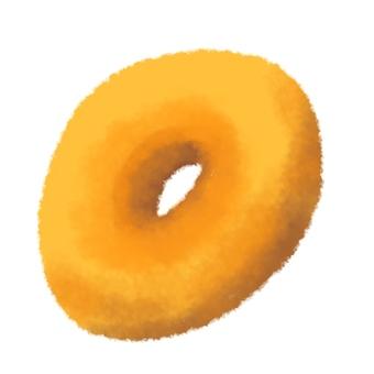 간단한 도넛
