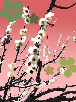 Plum bloom