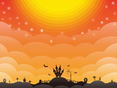 ハロウィンイメージ015