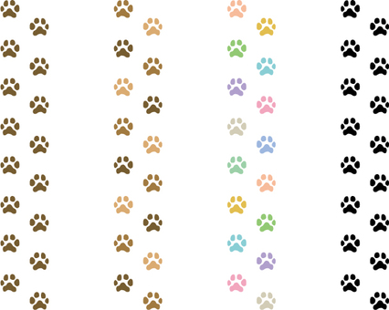 Dog footwear · line