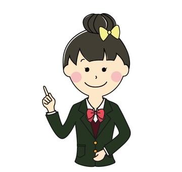 Girls high school 2-3