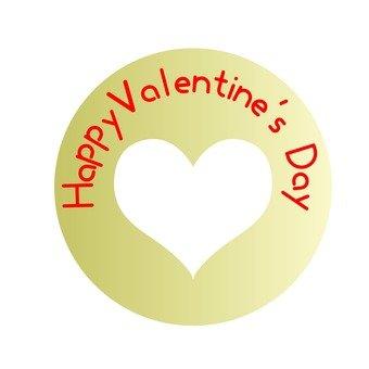 발렌타인 로고