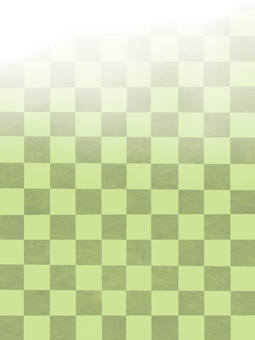 Checkered pattern background moss color