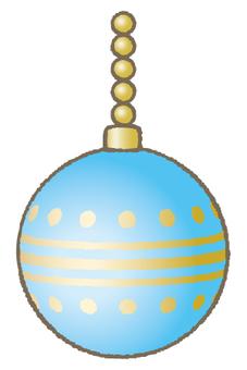 Christmas Ornaments 1-2B
