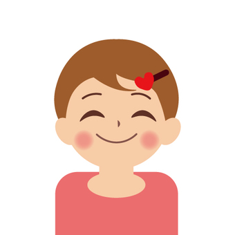 Baby (girls smile)