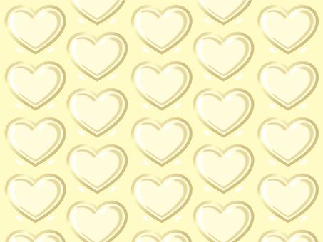 Plump heart Heart Background 04