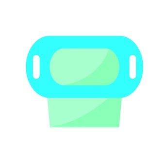 便攜式廁所2