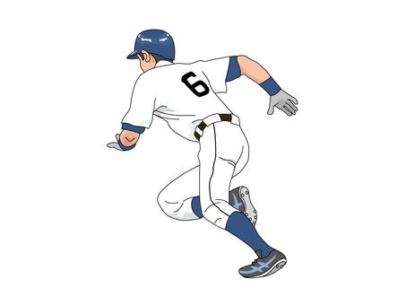 Baseball / Runner