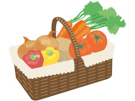 Vegetable _ basket