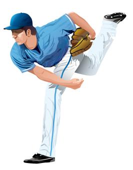 야구 / 투수 / 투수 / BASEBALL