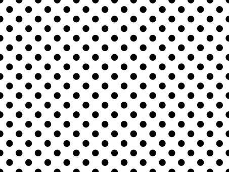 Polka dots pattern monotone 2