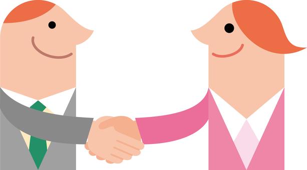 Business, shaking hands, handshake