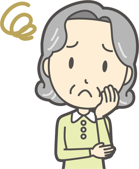 Elderly Bob ladies -195 - bust