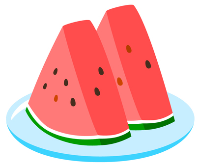 Watermelon (cut)